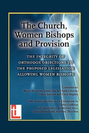 The Church, Women Bishops and Provision