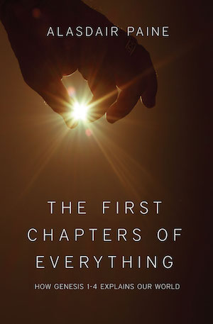 Alasdair Paine: The first chapters of everything