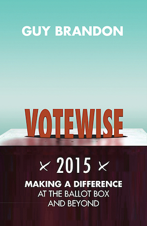 Guy Brandon: Votewise 2015